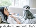 ชีวิตกับสุนัขผู้หญิง 54961622