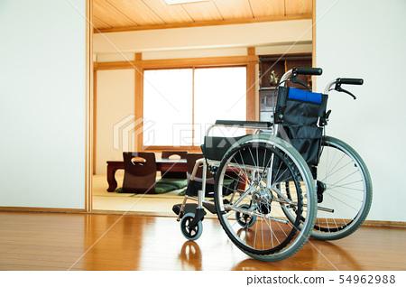 護理高級家庭護理輪椅生活日式房間 54962988