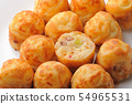 Takoyaki cross section 54965531