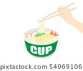 Cup udon 54969106