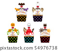 萬聖節裝飾蛋糕02 54976738