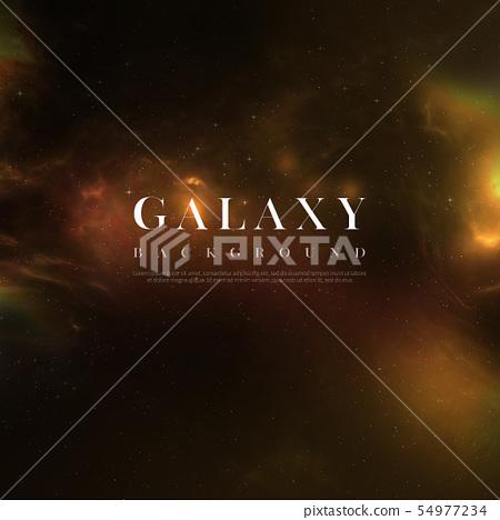 例證,宇宙,背景,星系 54977234