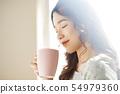 ไลฟ์สไตล์ของผู้หญิง Tea Time 54979360