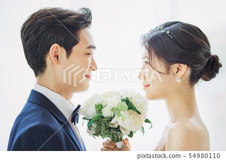 신부 결혼 54980110