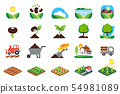 Small house farming and Agriculture.  54981089