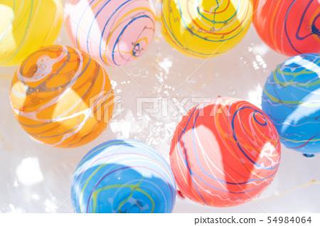 水氣球 54984064