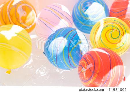 水氣球 54984065