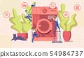 Group Masters Fixing Huge Broken Washing Machine 54984737