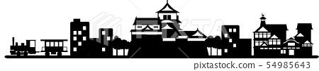 마츠야마 실루엣 (투명 사양) 54985643