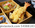 Tempura Fried shrimp Japanese style. 54988183