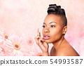 Anti-wrinkle skincare cream 54993587