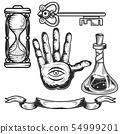 Set of alchemy elements 54999201