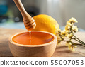 Healthy organic scoop Thick honey dipping with 55007053