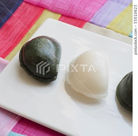 한국의 전통음식 송편, 한과  55010625