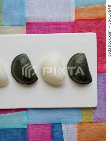 한국의 전통음식 송편, 한과  55010649