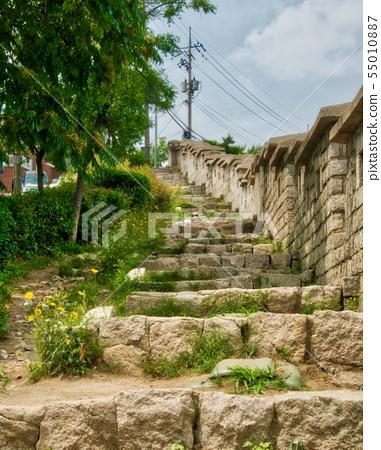 한국의 전통 건축물 성벽, 성곽 55010887