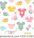 无缝的 衣物 衣服 55013383