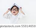 book, child, girl 55014650