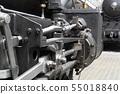 old steam train wheels detail 55018840