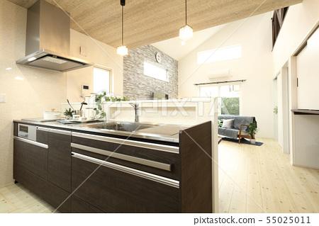 Designer's House Stylish System Kitchen 55025011