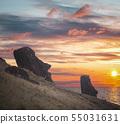 Easter island 55031631