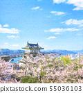 Onomichi Castle 55036103
