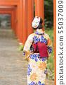 유카타 이미지 55037009