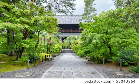 Nanzenji Sanmon in early summer 55043864