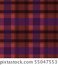Reddish plaid texture 04 55047553