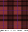 Reddish plaid texture 03 55047556
