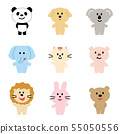 동물들 55050556