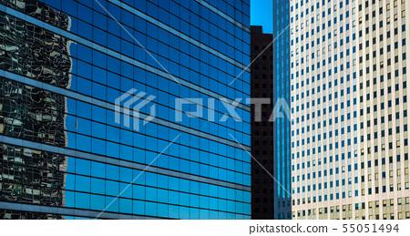 Modern business center 55051494