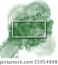 splash watercolor background, used for banner, 55054898
