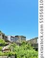 Nagasaki prefecture blue sky warship island 55056810