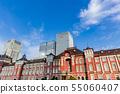东京站摩天大楼和东京站车站大楼 55060407