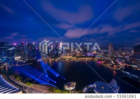 新加坡夜視圖 55061061