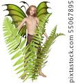Fairy Boy in the Ferns 55067895