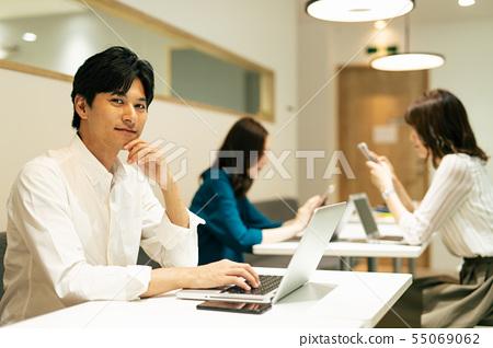 Coworking空間商務休閒工程師 55069062