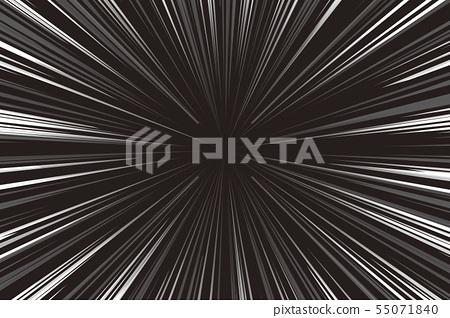 矢量圖背景壁紙,彩色卡通,濃度線,輻射,免費材料,免費尺寸,速度線,速度感 55071840