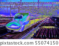 Tohoku Shinkansen E5 series Yabusa image 55074150