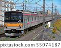 통근 열차 205 계 이미지 55074187
