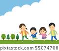公园家庭 55074706