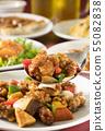 중화 요리 55082838