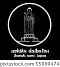 Giant Buddha Great Buddha of Ushiku Daibutsu 55090474