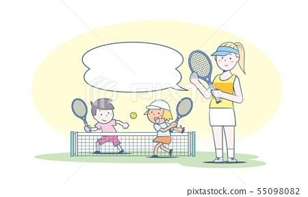 你想打網球嗎? 55098082