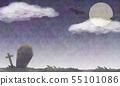手拉的樣式/萬聖夜背景2 55101086