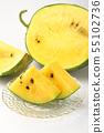 노란 수박 55102736