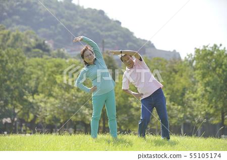 老年多運動常保健康 55105174