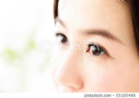 美容女性護膚美容年輕女性美容 55105498