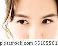 美容女性护肤美容年轻女性美容 55105501
